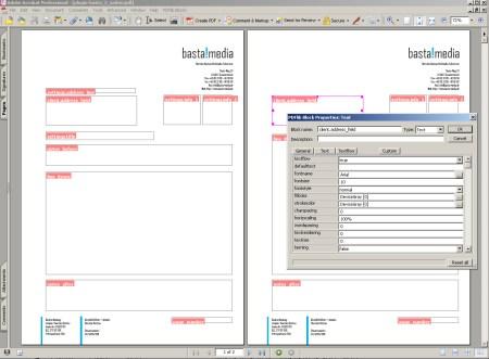 Bewegungsfreiheit: PDF-Vorlagen im Acrobat bearbeiten